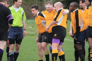 Esher Rugby is Sad to Announce the Passing of CHARLIE CORNWELL