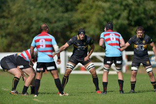 Esher go down to Blackheath