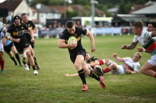 Esher vs Plymouth Albion