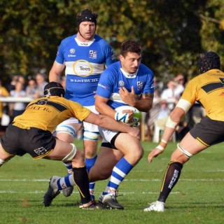 Bishop's Stortford v Esher Match Report 13th October 2018          With thanks to John Allanson and Photography By Andy Todd