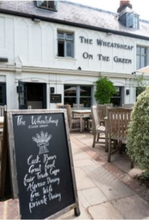 Special deal for Esher members at The Wheatsheaf Esher