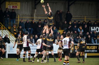 Esher vs Caldy Match Report, Saturday 19th January 2019, Written by Phil Wigley, photographic credit to Leo Wilkinson