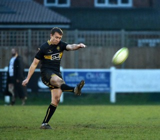 Esher vs Bishop's Stortford Match Report, Saturday 2nd February 2019, written by Phil Wigley, photographic credit to Leo Wilkinson