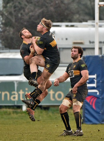 Esher vs Old Elthamians Match Report, Saturday 16th February 2019, written by Phil Wigley, photographic credit to Leo Wilkinson