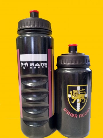 'New' Esher branded hydration bottle