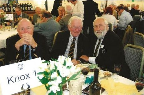 Esher fondly remembers Steve Knox