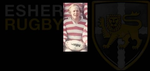 Esher Rugby remembers Charlie Bale