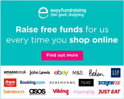 You Shop, They Give to Esher: Feel good as you do your online shopping at no cost to you