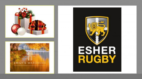 Christmas inspiration from Esher RFC